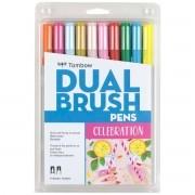 Tombow - Dual Brush Pen, Celebration