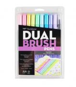 Tombow - Dual Brush Pen Pastel