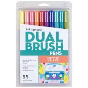 Tombow - Dual Brush Pen, Retro