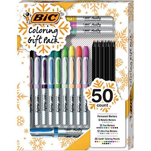 BIC Gift Pack - 50 peças - ed. limitada
