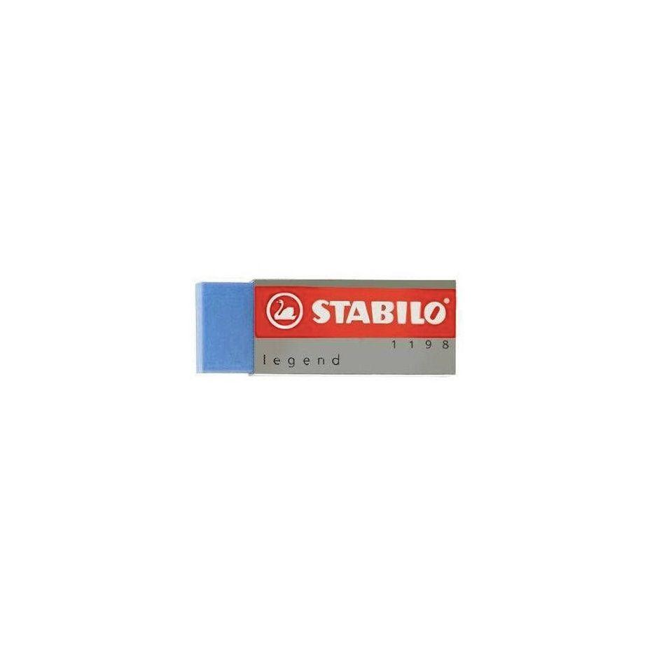 Borracha Stabilo Legend - colorida