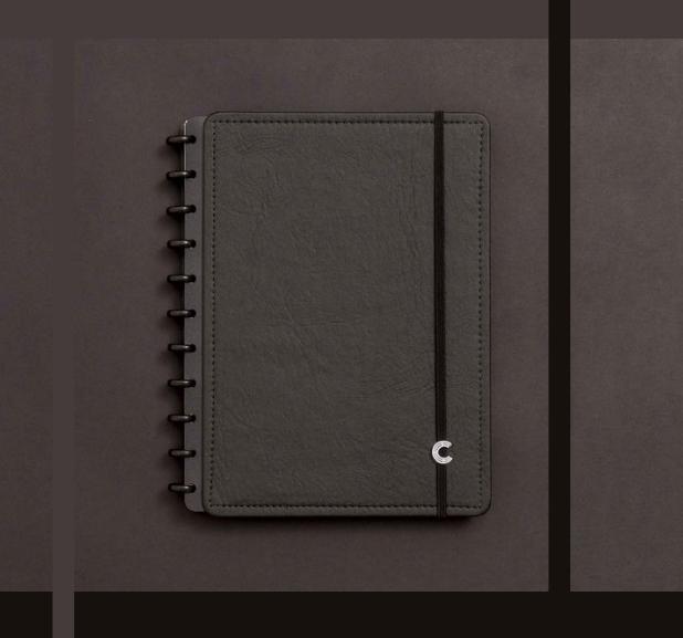 Caderno Inteligente - Black Ecológico