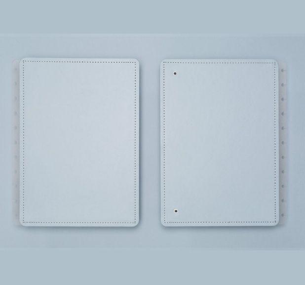 Caderno Inteligente - Capa e Contracapa - Grande