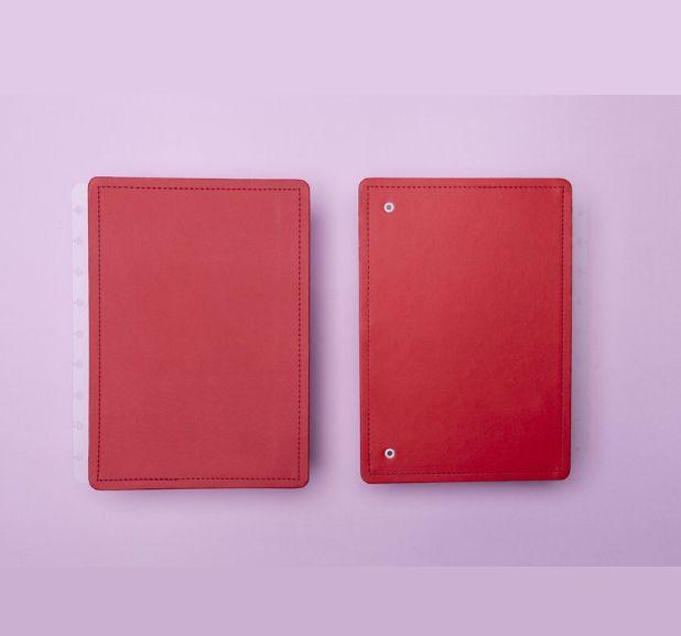 Caderno Inteligente - Capa e Contracapa - Médio