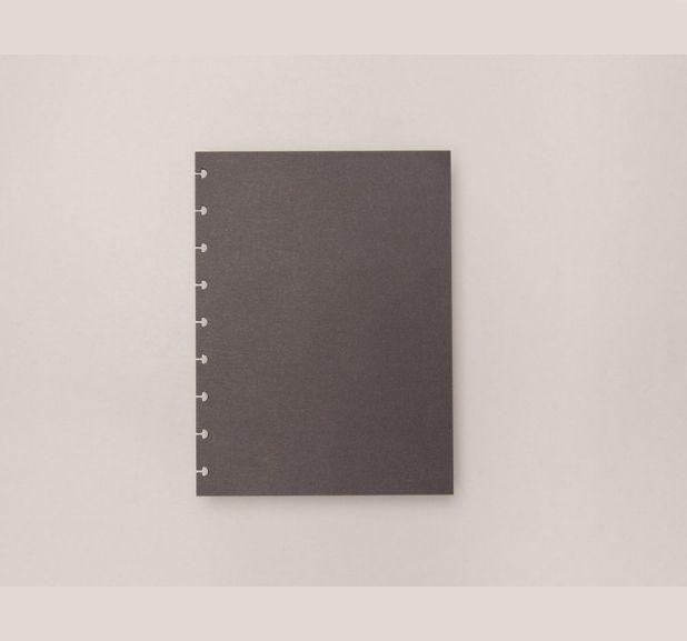 Caderno Inteligente - Folha Refil Preto