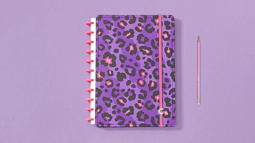 Caderno Inteligente - Lilac