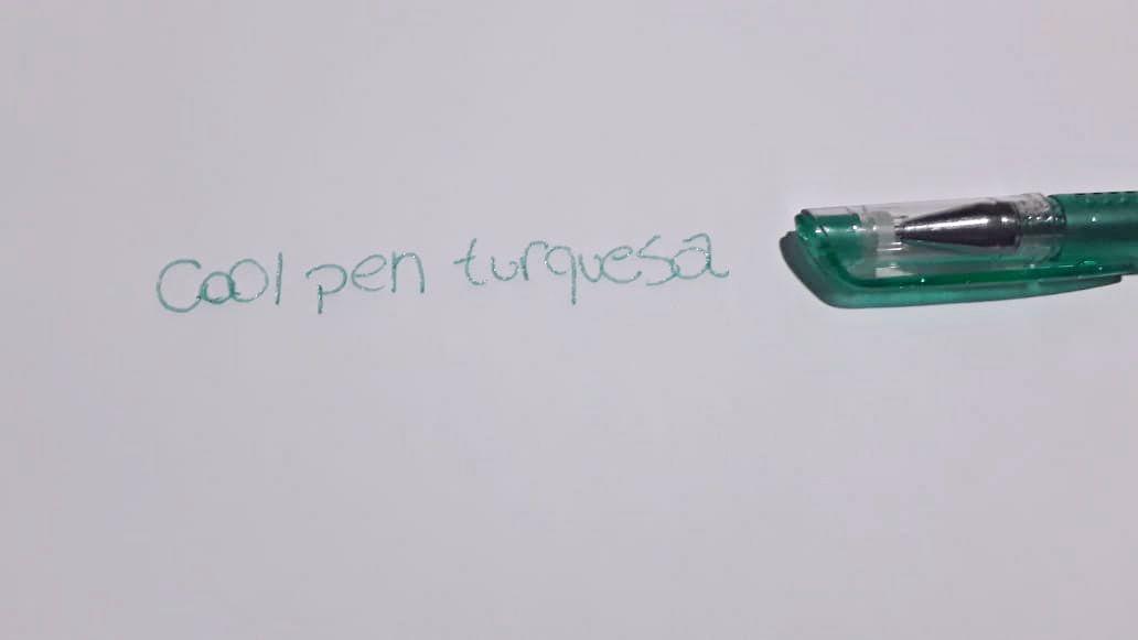 Caneta gel glitter - Cool Pen