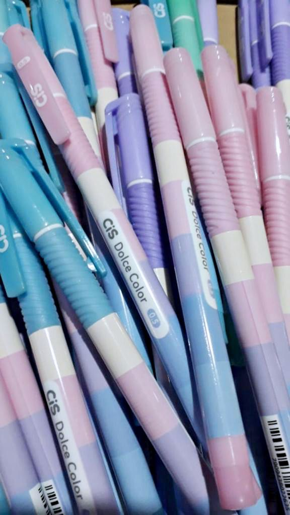 CIS, Caneta Esferografica Cis Dolce Color