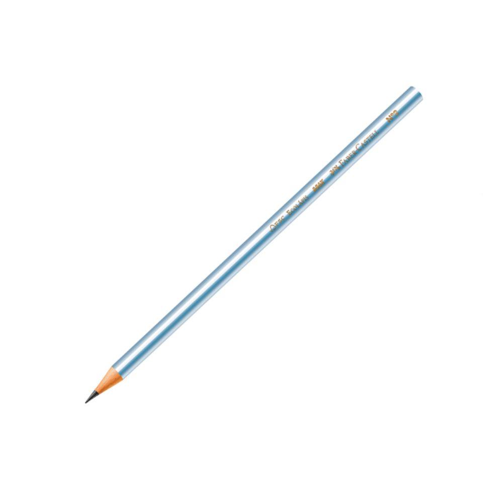 Lápis preto Faber Castell - corpo Perolado