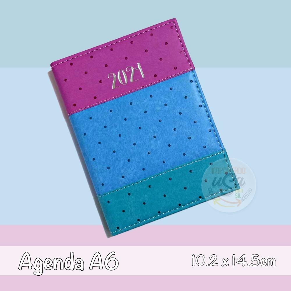 DAC, Agenda Executiva Mini  2021- Poá  - c/ 336 Páginas - A6