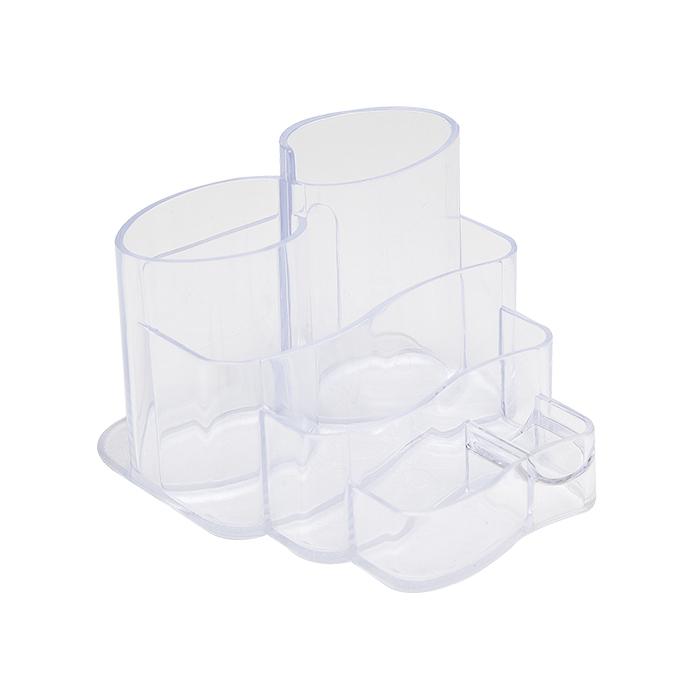 Dello, Porta Objetos transparente Com 7 Divisões