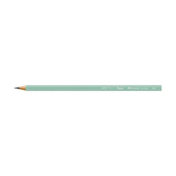 Faber Castell, Lápis Grafite EcoLápis - Tons Pastel - unidade
