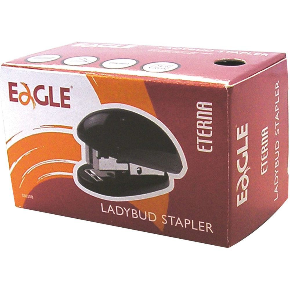 Grampeador Eagle Mini Preto