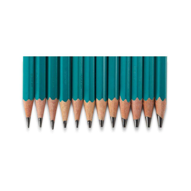 Prismacolor, Kit lápis preto, 12 graduações
