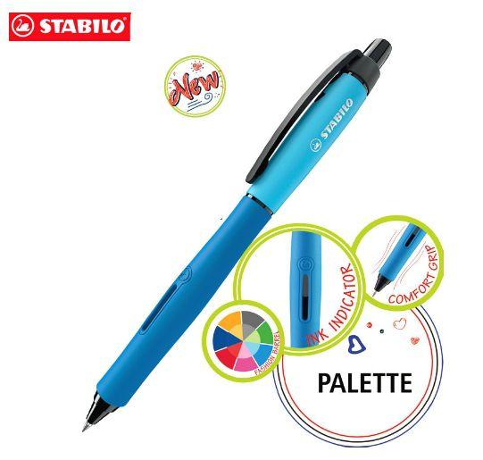 Stabilo, Caneta em gel Stabilo Palette - 0.7mm