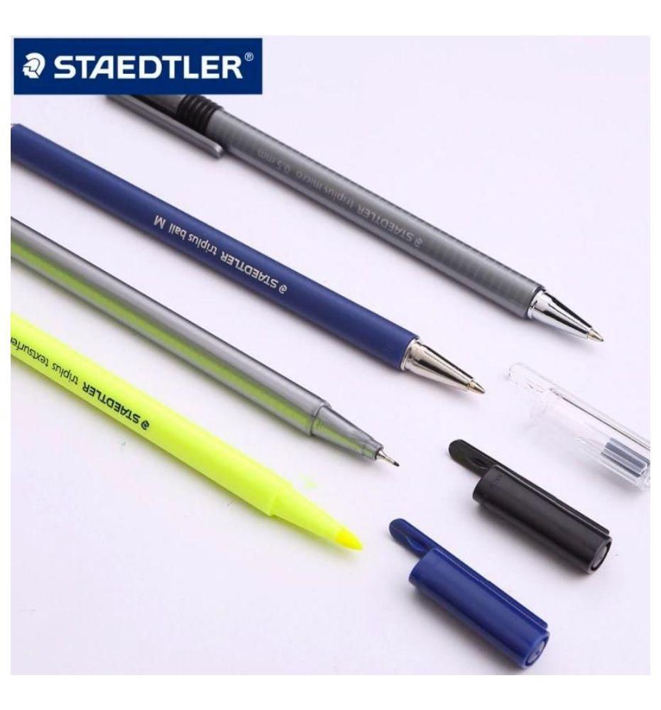 STAEDTLER, Conjunto escrita técnico Mobile Office - 4 peças