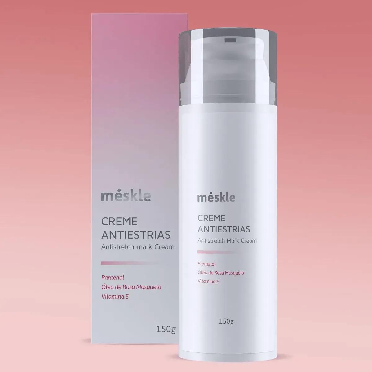 Kit Anticelulite + Antiestrias Méskle