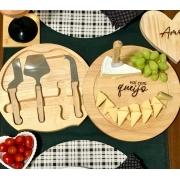 Tábua de queijo 5 peças