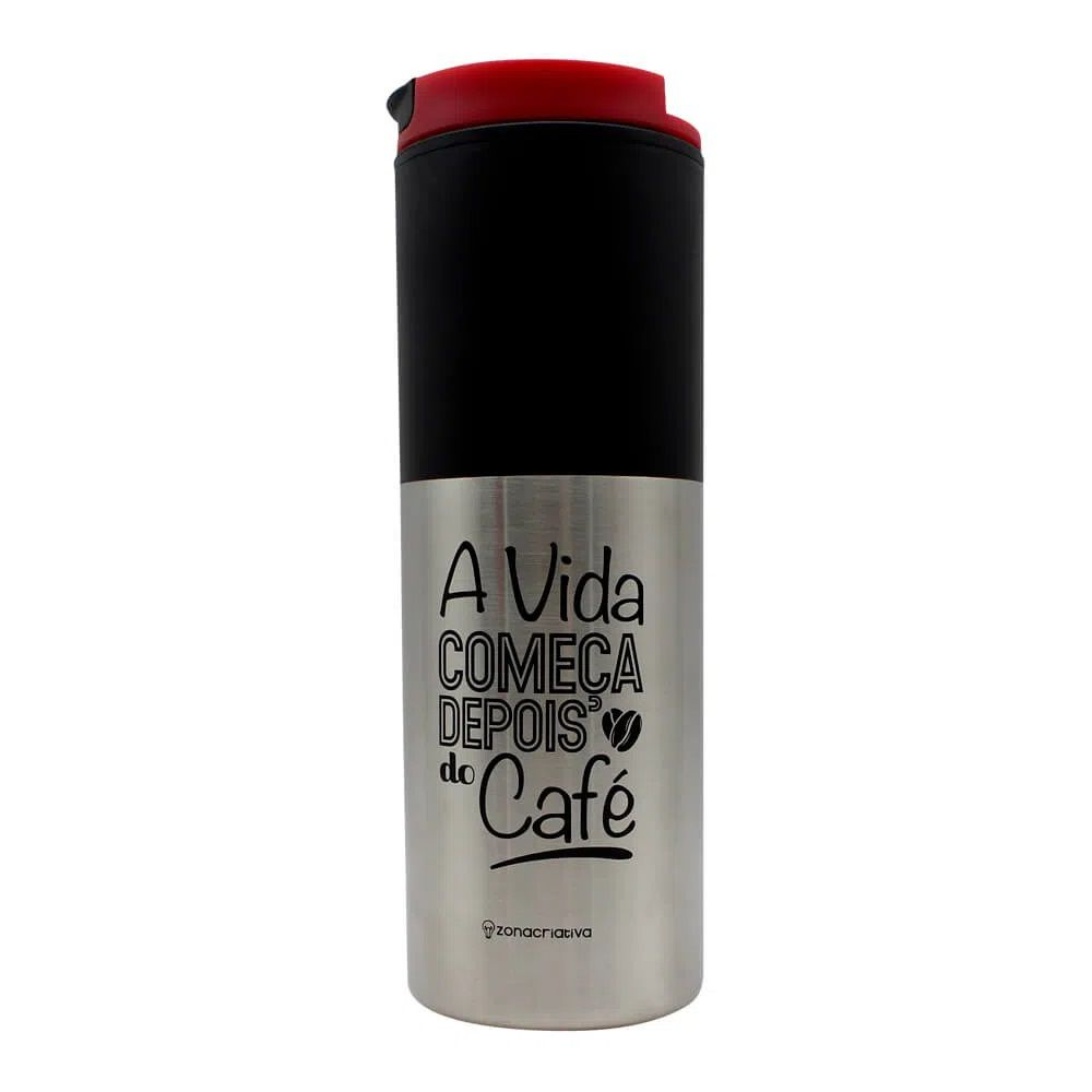 COPO VIAGEM CAFÉ - A VIDA COMEÇA