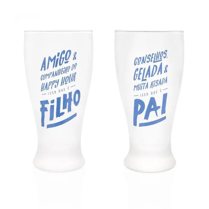 KIT DE TULIPAS PAI E FILHO
