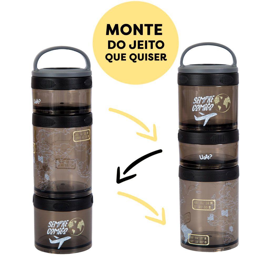 MARMITA TOP - PROXIMO DESTINO