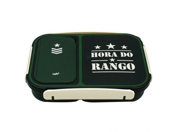 MARMITA VEDADA - HORA DO RANGO