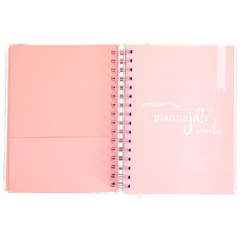 PLANNER ANUAL - ROSE