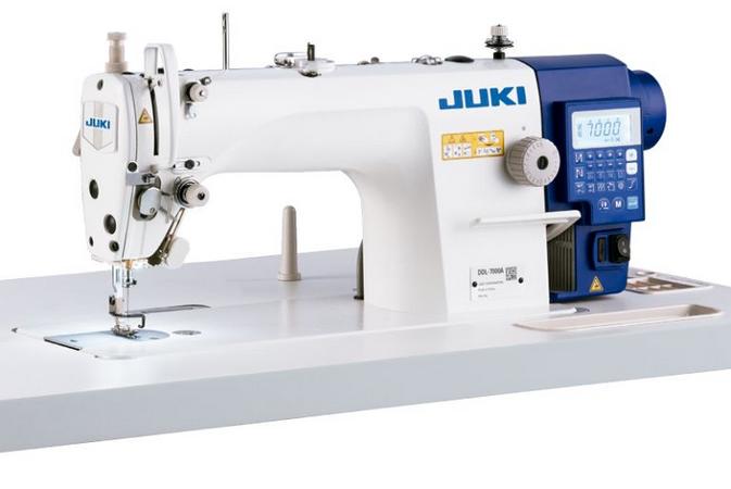 Costura Reta Industrial Eletrônica JUKI DDL 7000 A (HS) 220 Volts