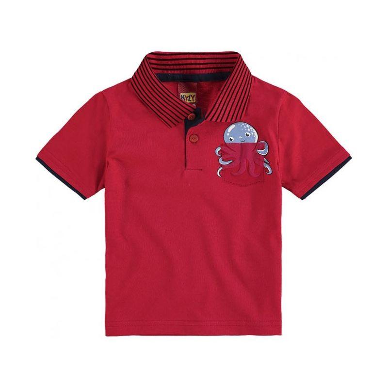 Camisa Infantil Bebê Polvo - Kyly