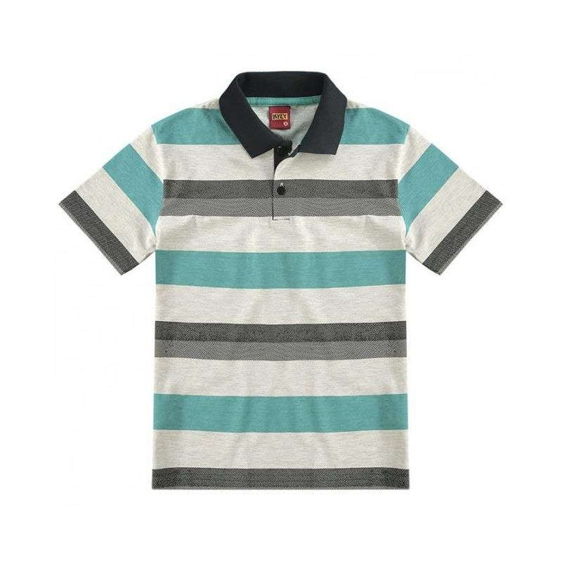 Camisa Infantil Menino Polo Listrada - Kyly