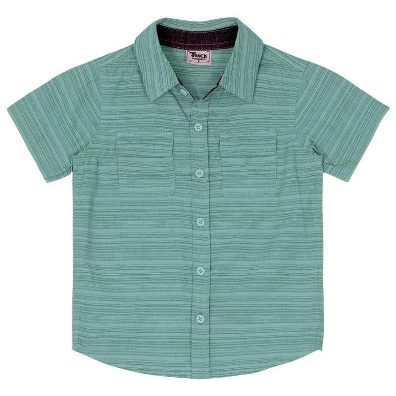 Camisa Menino Social Listrada - Trick Nick