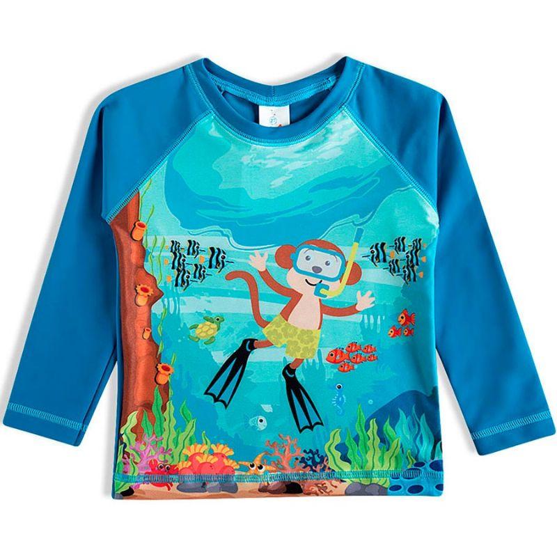 Camisa Praia Macaquinho - Tip Top