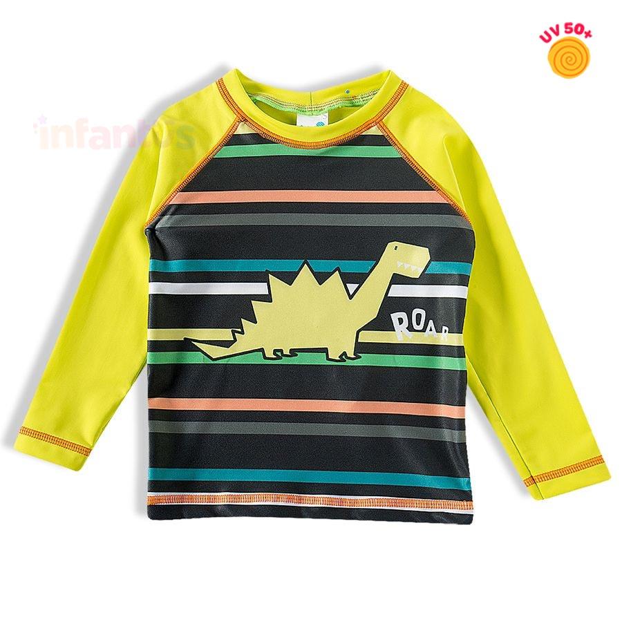 Camiseta Praia Dinos - TipTop