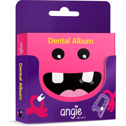 Dental Album Premium Rosa Angie by Angelus