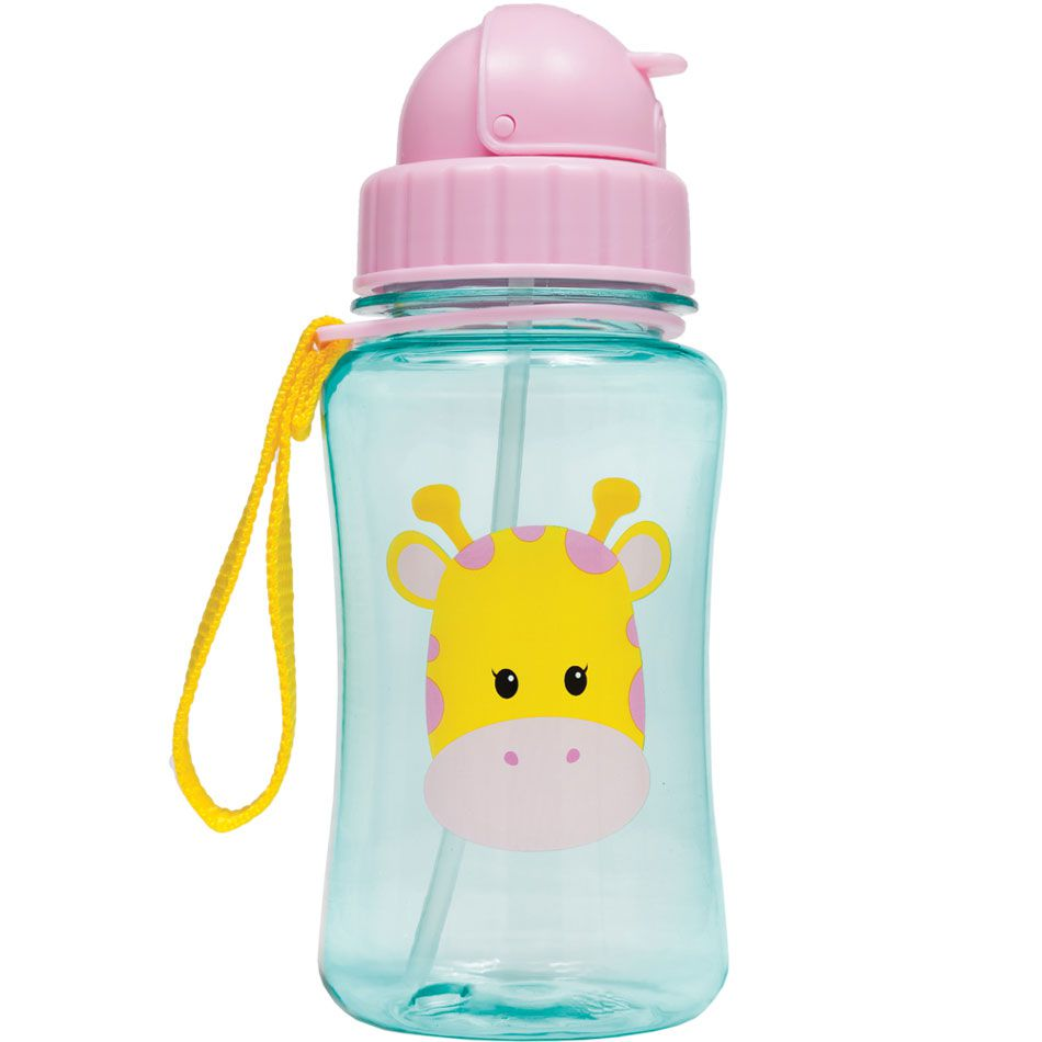 Garrafinha Animal Fun Girafa 350 ml - Buba