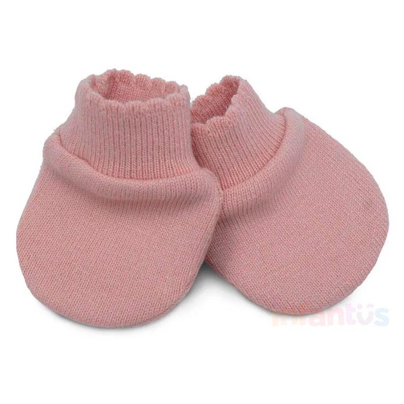 Luva para Bebê Rosê - SB