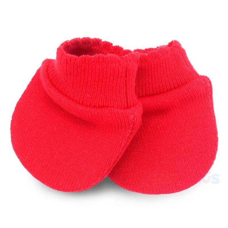 Luva para Bebê Vermelha - SB