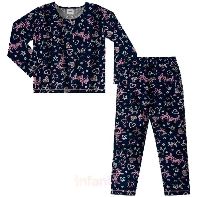 Pijama Girl Things - Rovitex