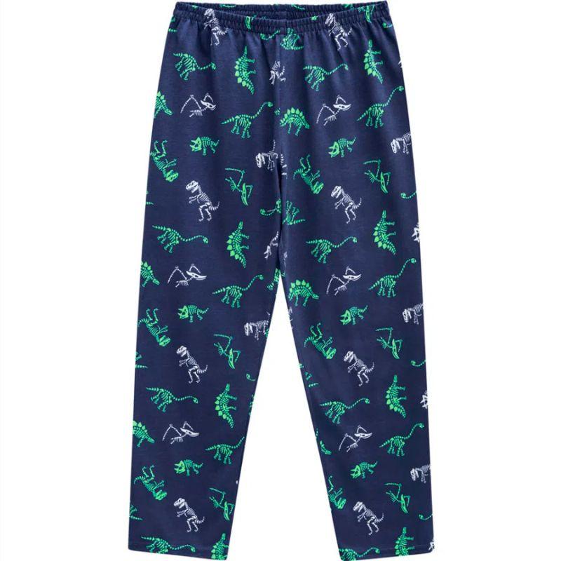 Pijama Infantil Menino Dino - Kyly