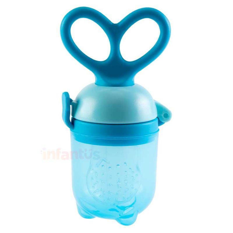 Porta Frutinha Silicone Azul - Buba