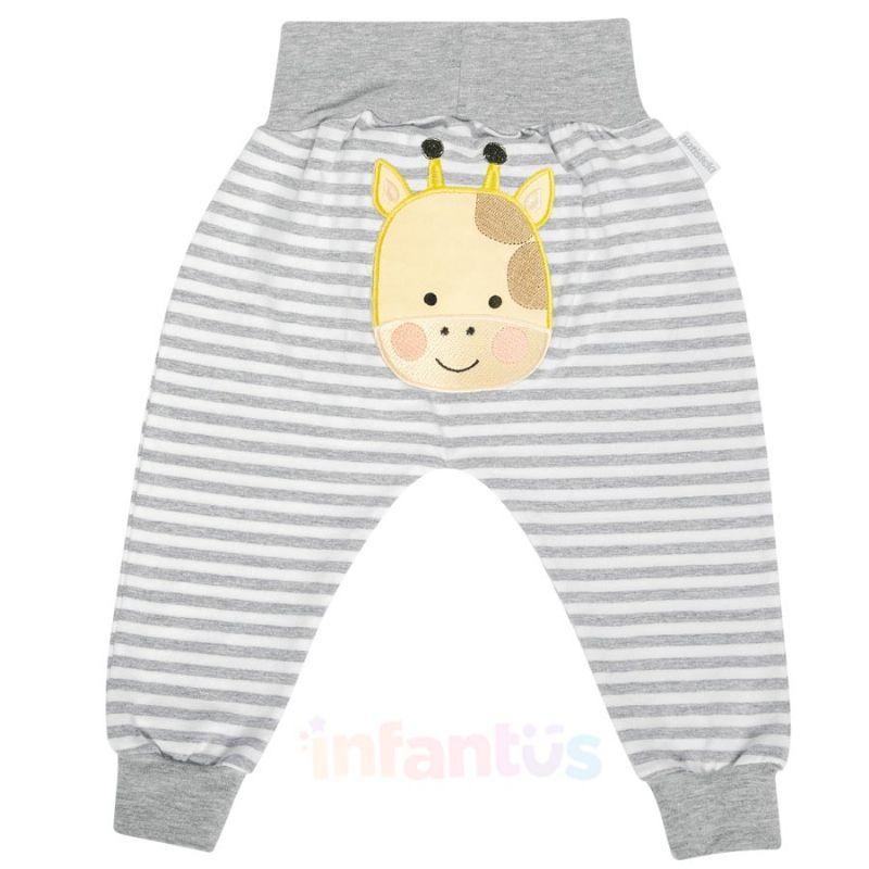 Saruel Listras Girafinha - Batistela Baby