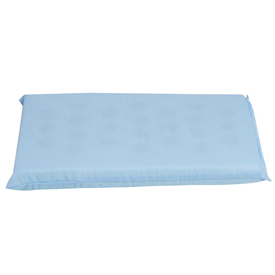 Travesseiro Anti-Sufocante Azul Papi