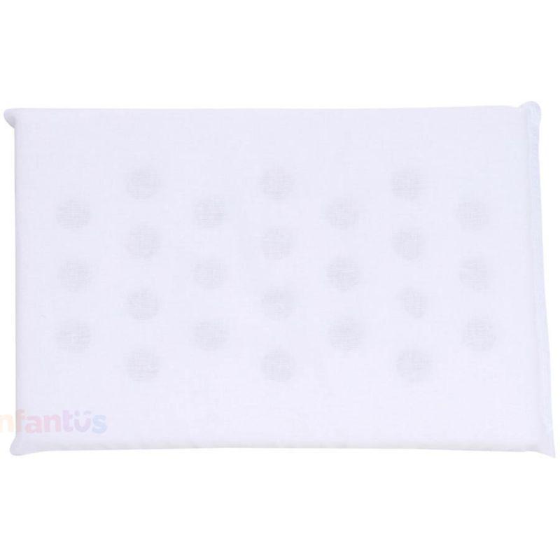 Travesseiro Anti-sufocante Branco - Minasrey