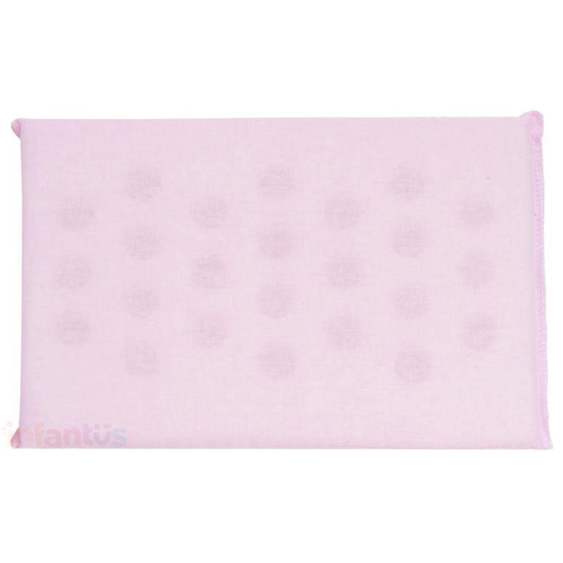 Travesseiro Anti-sufocante Rosa - Minasrey