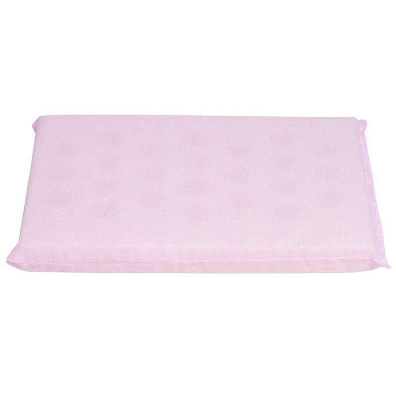 Travesseiro Anti-Sufocante Rosa - Papi