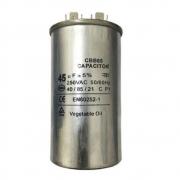Capacitor Permanente 40UF 440V Ar Condicionado