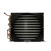 Condensador de Cobre com Coifa 3/4 HP