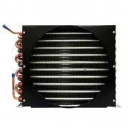 Condensador de Cobre a Ar Com Coifa 7/8 HP