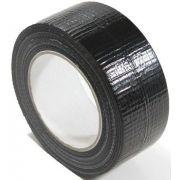 Fita Silver Tape Preta 717 50Mx48MM