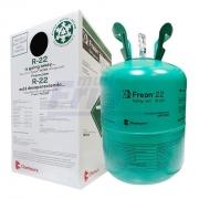 Gás Botija R22 CHEMOURS Dupont 13,62 Kg Refrigerante